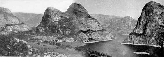 Hetch Hetchy Then and Now